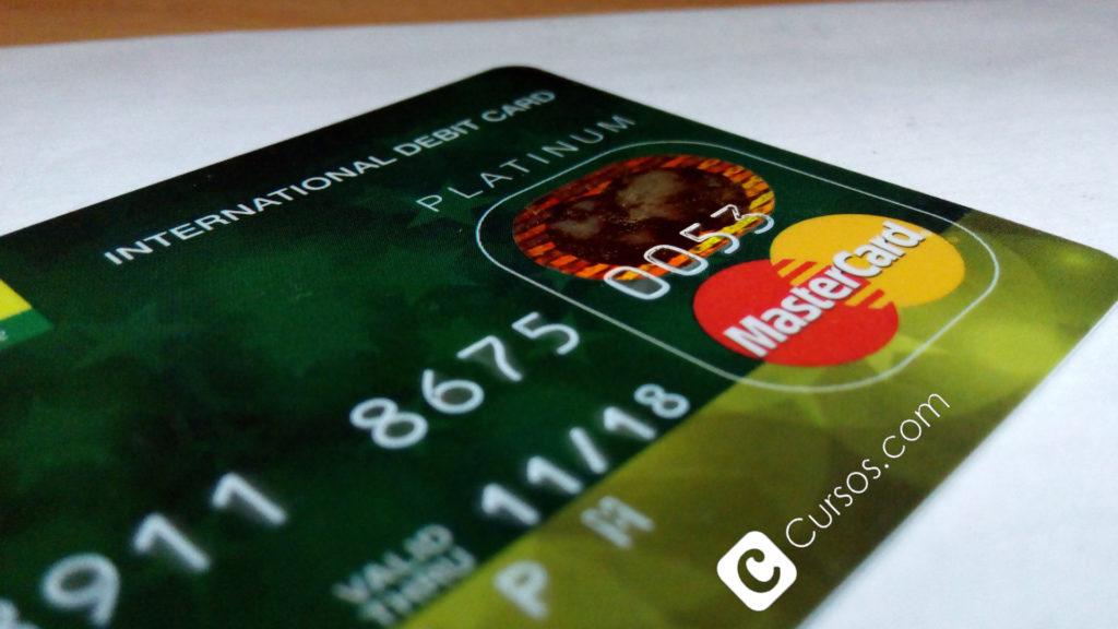 Tarjetas de Crédito o de Débito