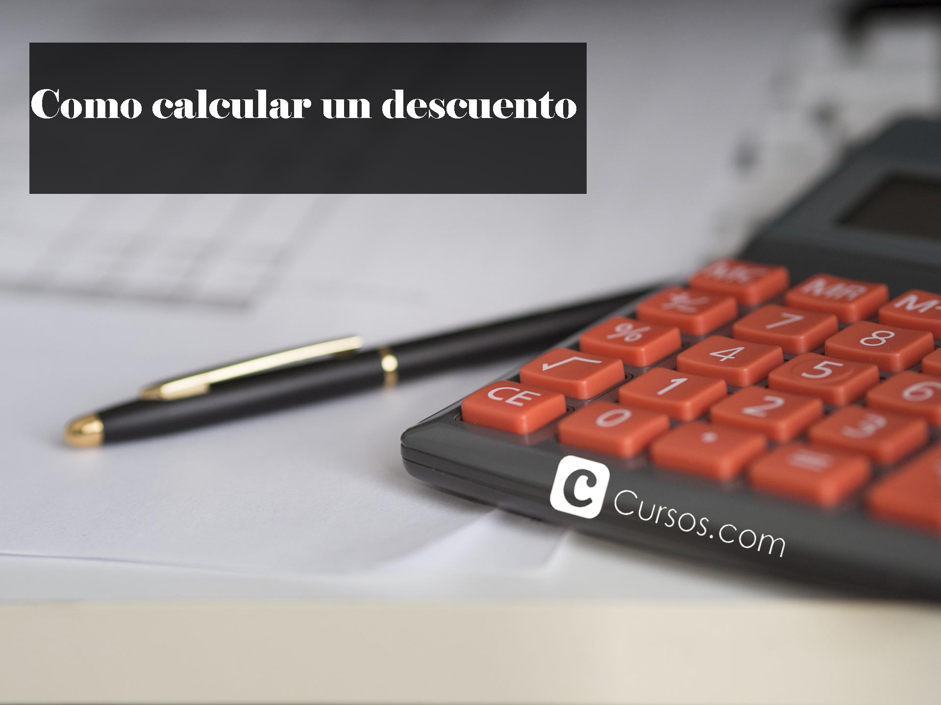 15a5fa3f4fb5 Como calcular un descuento