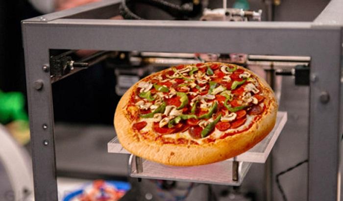 Impresora alimentaria