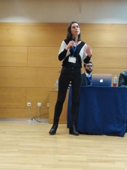 La profesora Alicia Blanco habla de su especialización en marketing y el tratamiento de los datos
