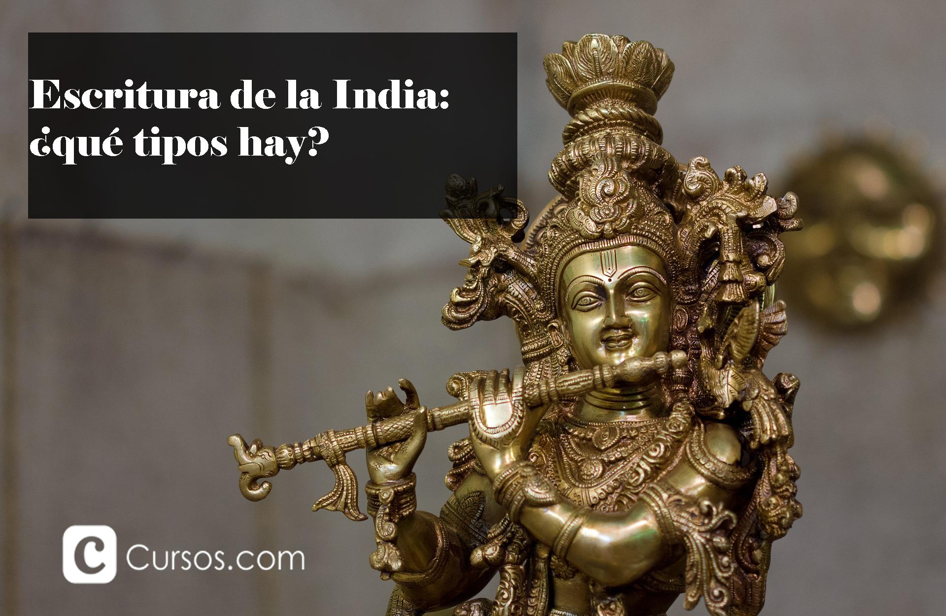 Escritura de la India