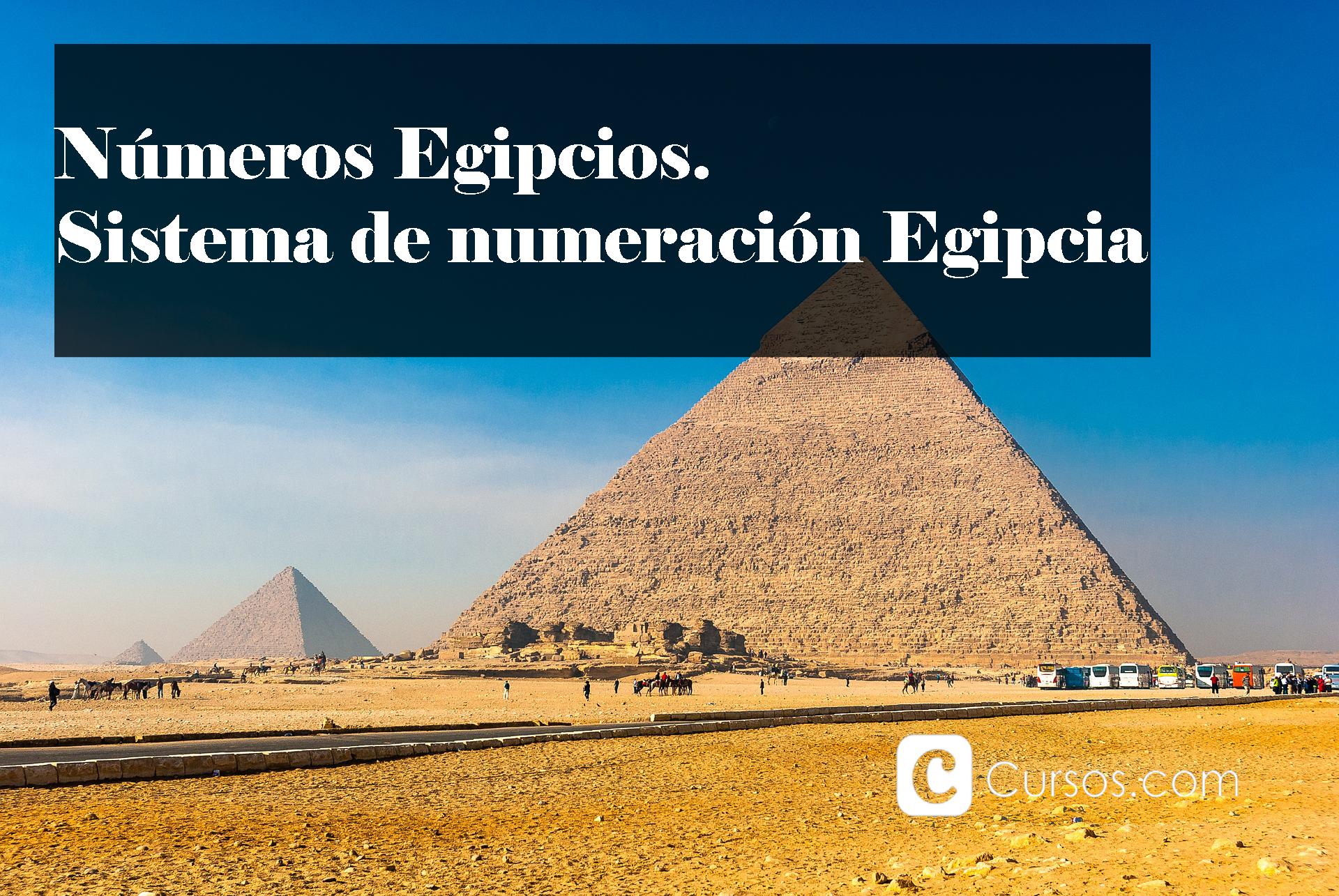 numeros egipcios