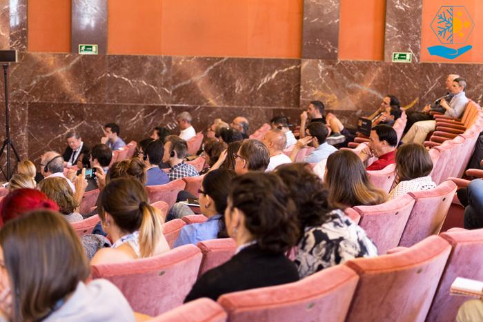 Imagen del público asistente al ILC Summit ´17