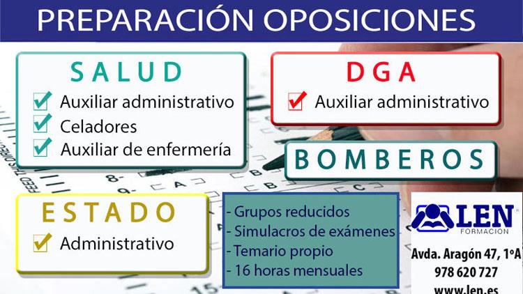 Oposiciones LEN Formacion