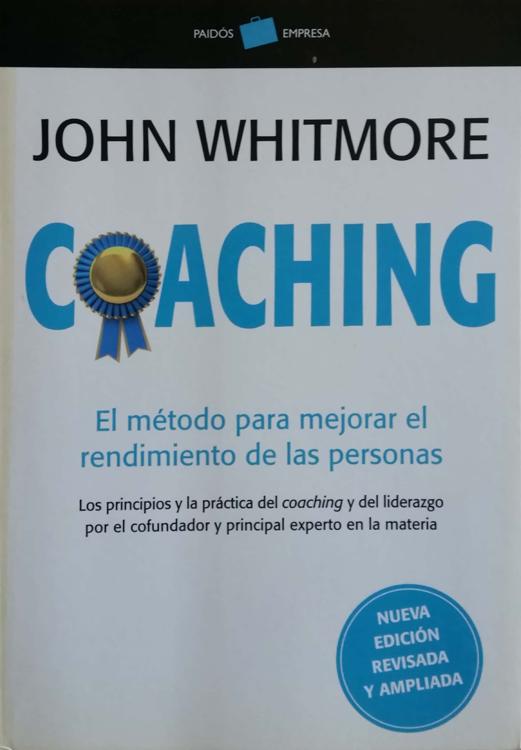Coaching - Whitmore