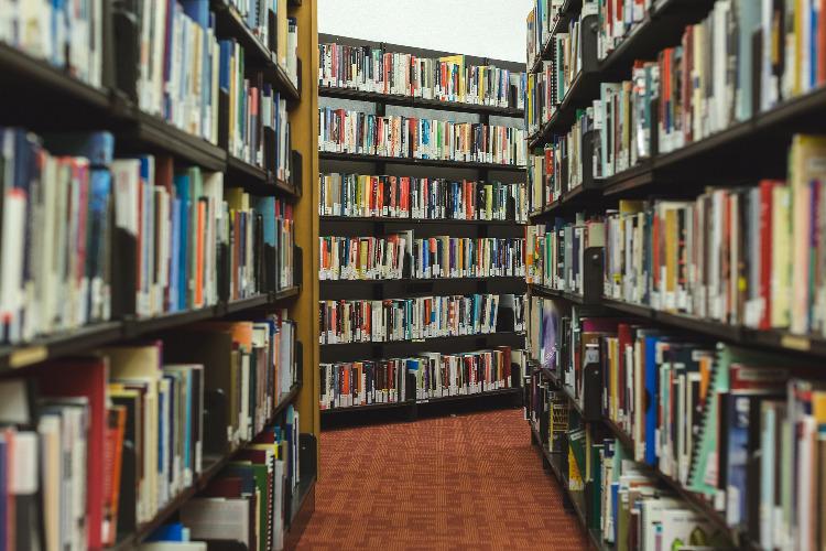 Trabajar en bibliotecas