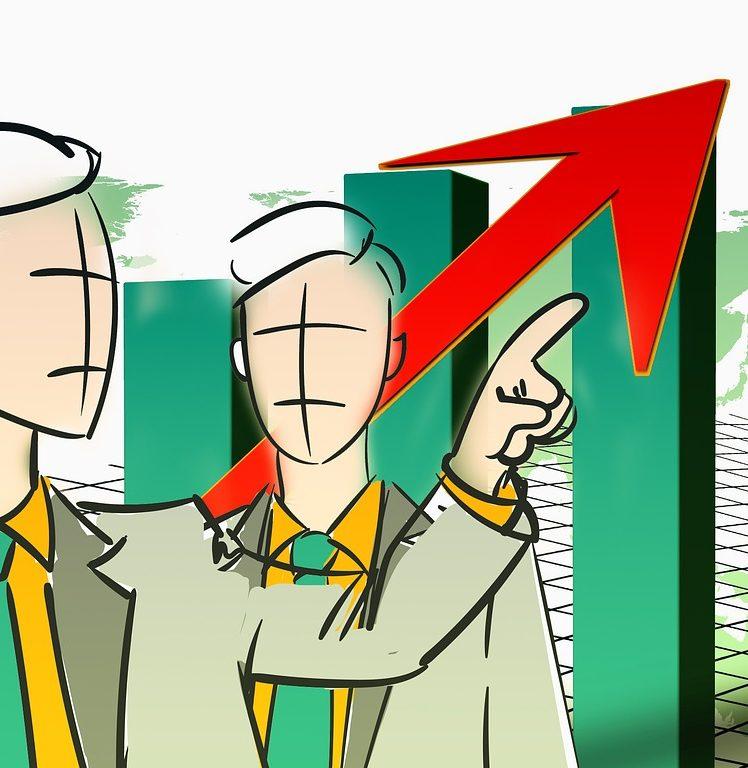 Agentes de la bolsa del mercado de valores