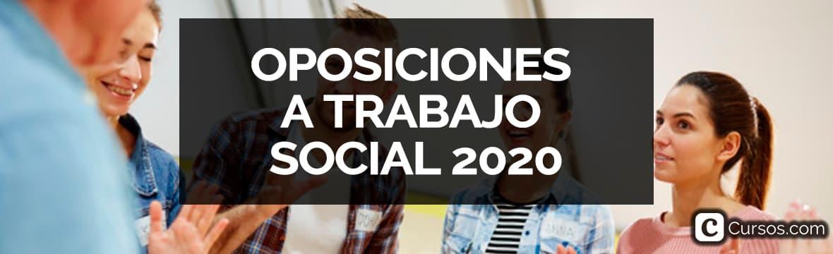 Oposiciones a trabajo social