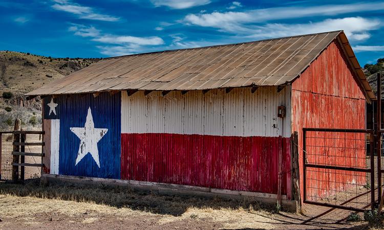 Rancho Granja en Texas
