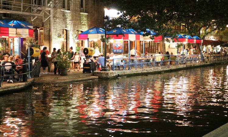 Riverwalk en San Antonio