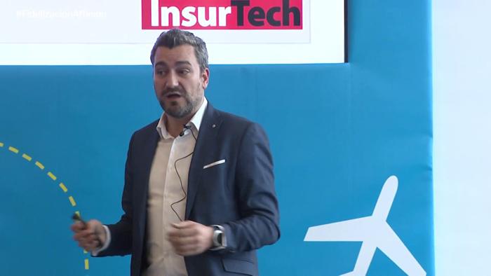 Rodrigo García de la Cruz, Fintech e Insurtech
