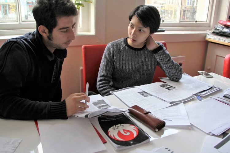 Estudiar filología inglesa puede abrirte las puertas a trabajar como docente