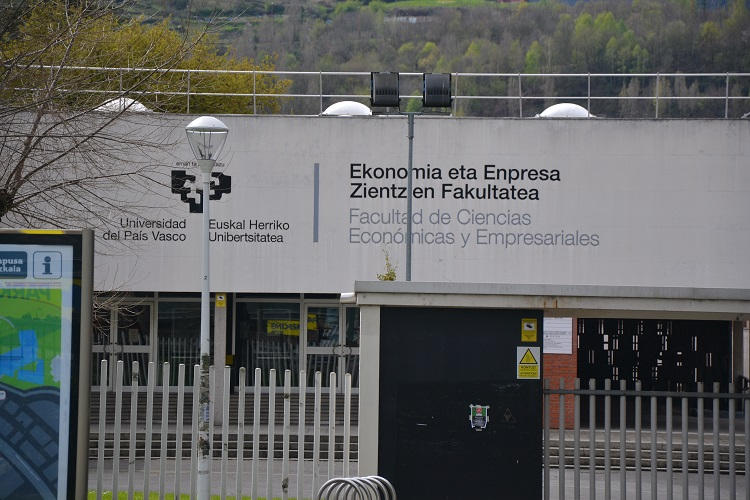 La Universidad del País Vasco forma parte del Grupo 9 de Universidades junto a la Universidad de La Rioja