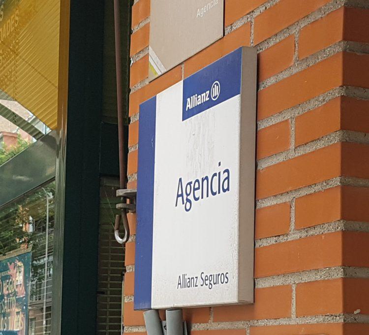 Agencia que trabaja para Allianz