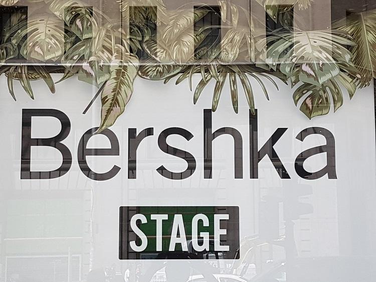 Logotipo de Bershka