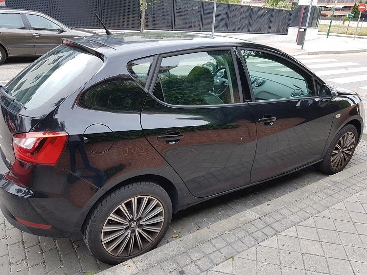 Seat Ibiza fabricado en Martorell