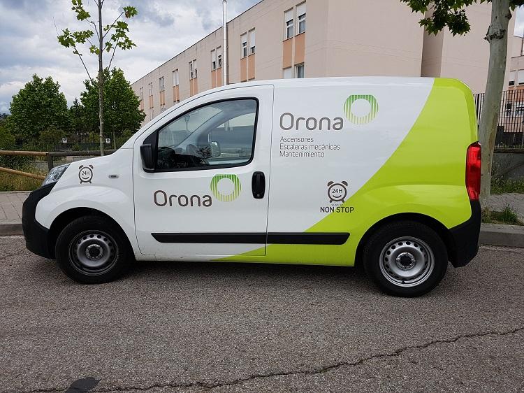 La empresa de instalación de ascensores Orona pertenece al Grupo Mondragón