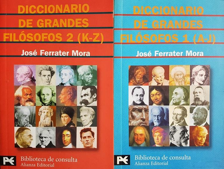 Diccionarios especializados en filosofía