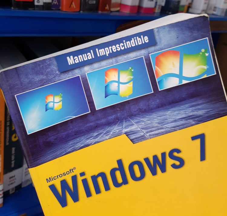 Manual de uso de Windows 7 de Microsoft