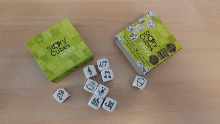 Rory's Story Cubes®. Herramienta perfecta para fomentar la creatividad en los niños