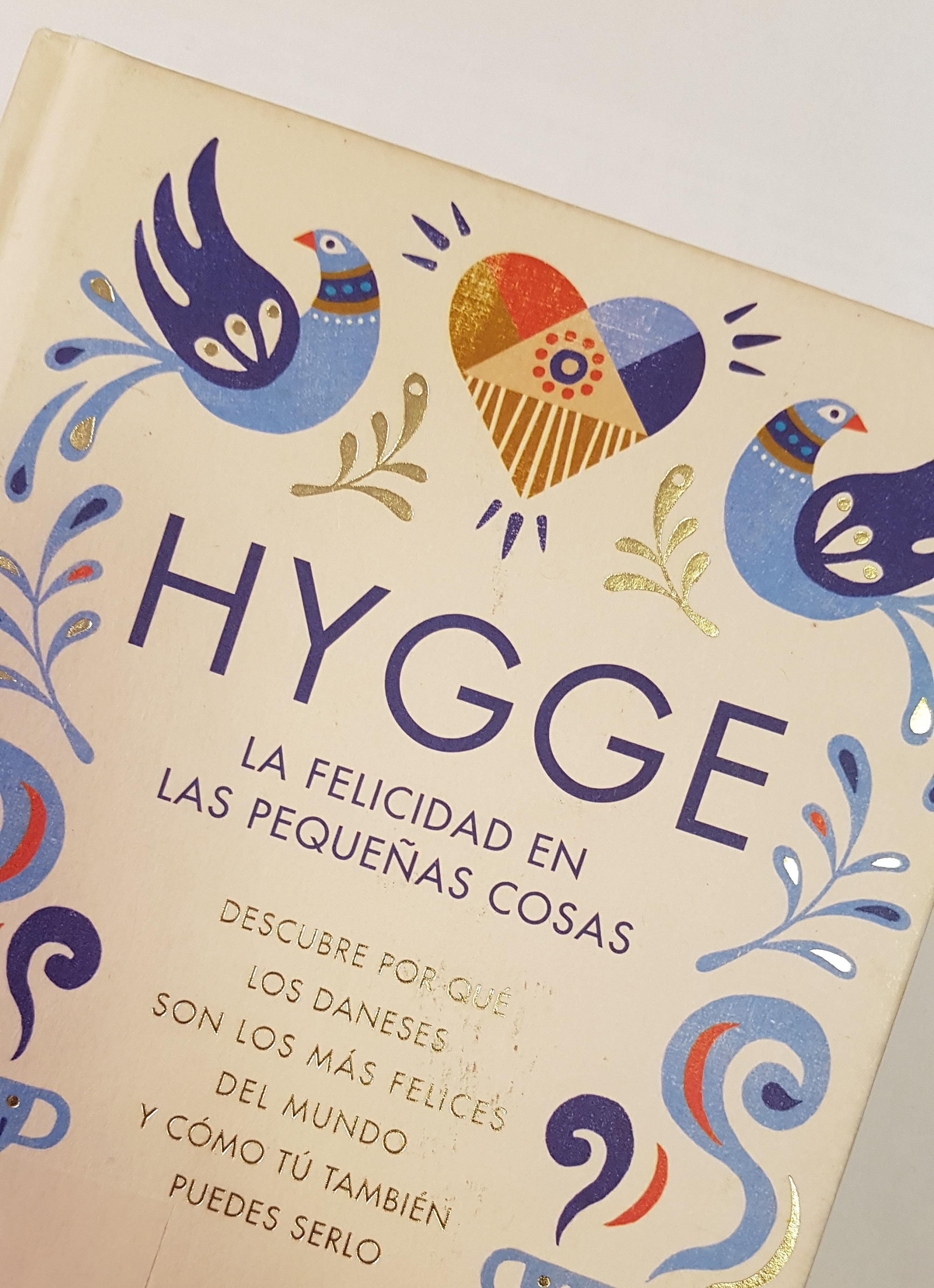 Libro de referencia para conocer el Hygge