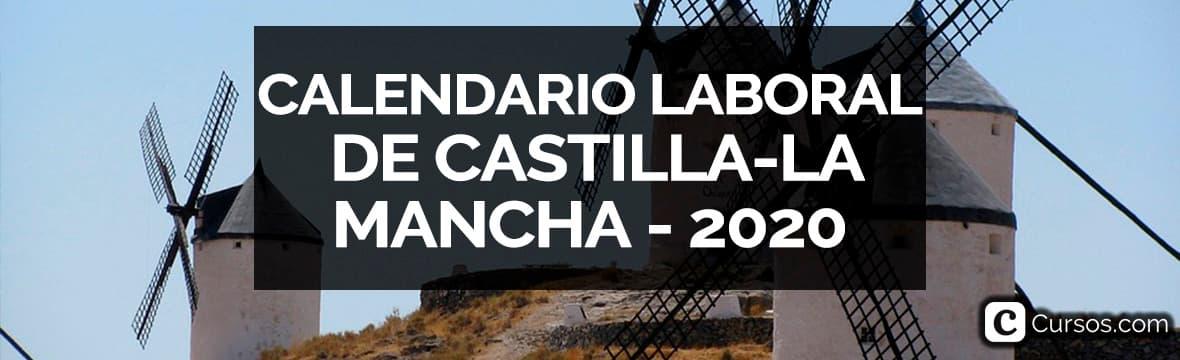 Calendario laboral de Castilla-La Mancha en 2020