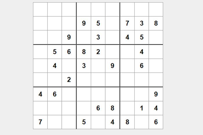 Cómo jugar al Sudoku