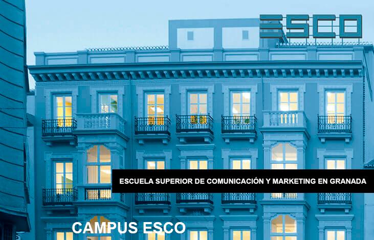 Escuela superior de comunicación y marketing en Granada