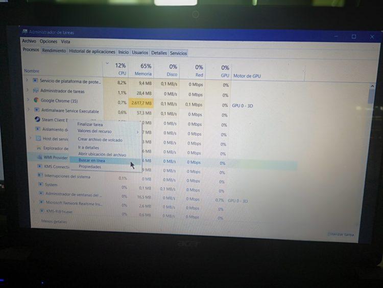 quitar programas del inicio de Windows