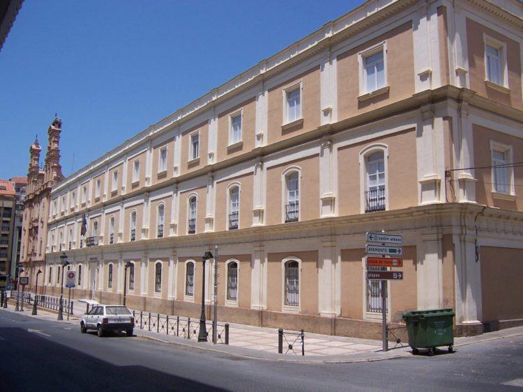campus universidad de huelva