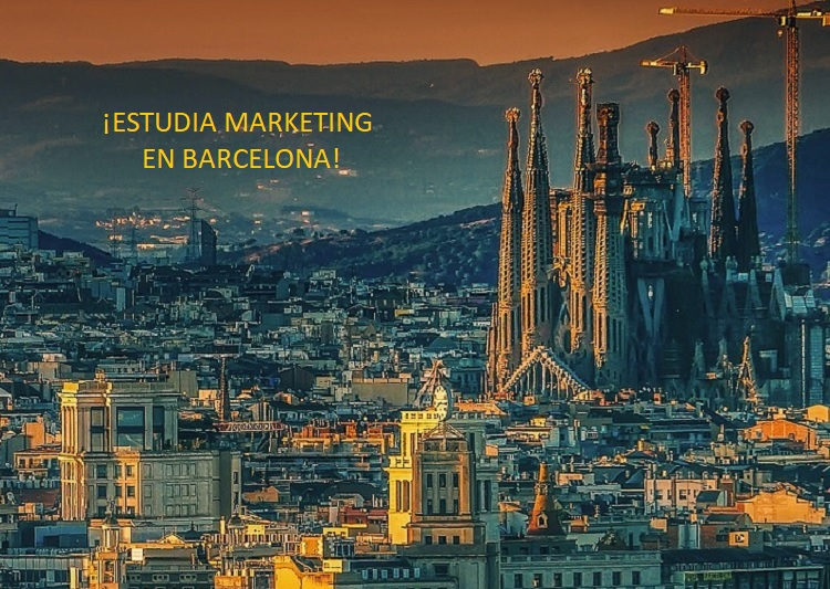estudiar en las academias de marketing en Barcelona