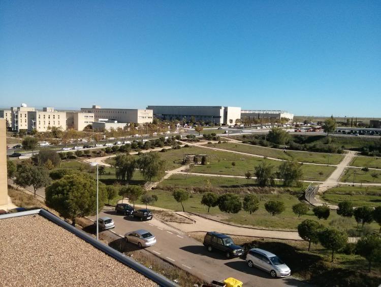 Universidad de Extremadura - Campus de Cáceres