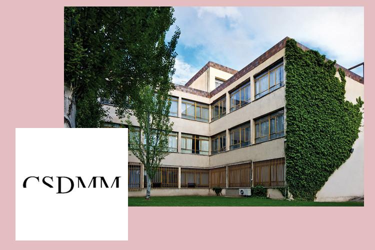Centro Superior de Diseño de Moda de Madrid, un centro de formación de prestigio
