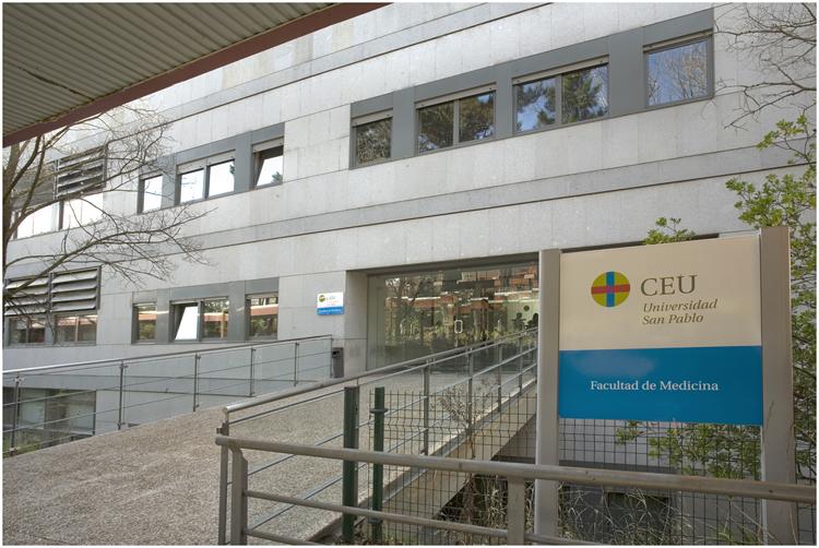 estudiar en CEU Universidad San Pablo