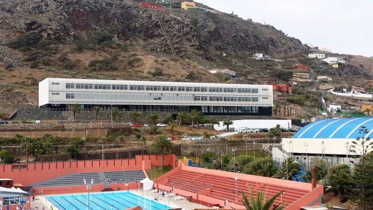 Campus de la Universidad Fernando Pessoa-Canarias (UFP-C)