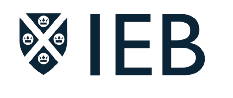 Instituto de Estudios Bursátiles I.E.B.: logo