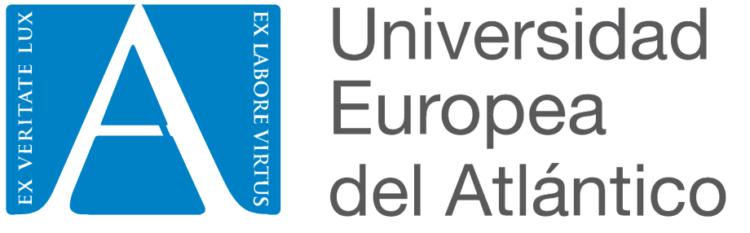 Logo Universidad Europea del Atlántico