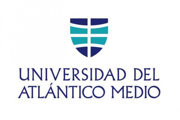 Logo Universidad del Atlántico Medio