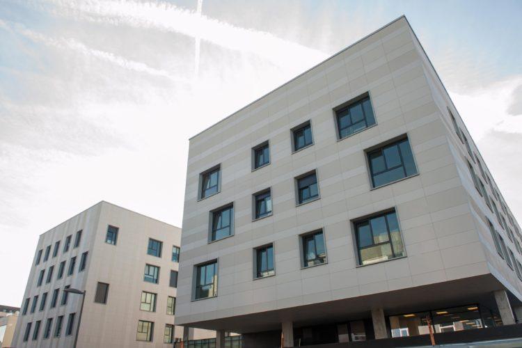 Residencia de la Universidad Europea del Atlántico
