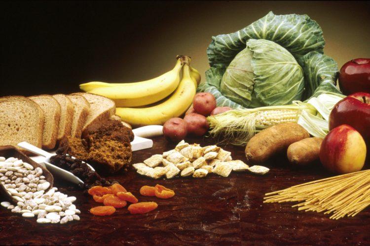 Comida recomendada por dietista