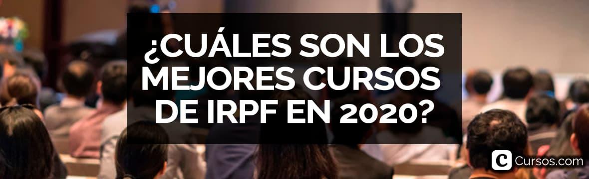 Cursos de IRPF