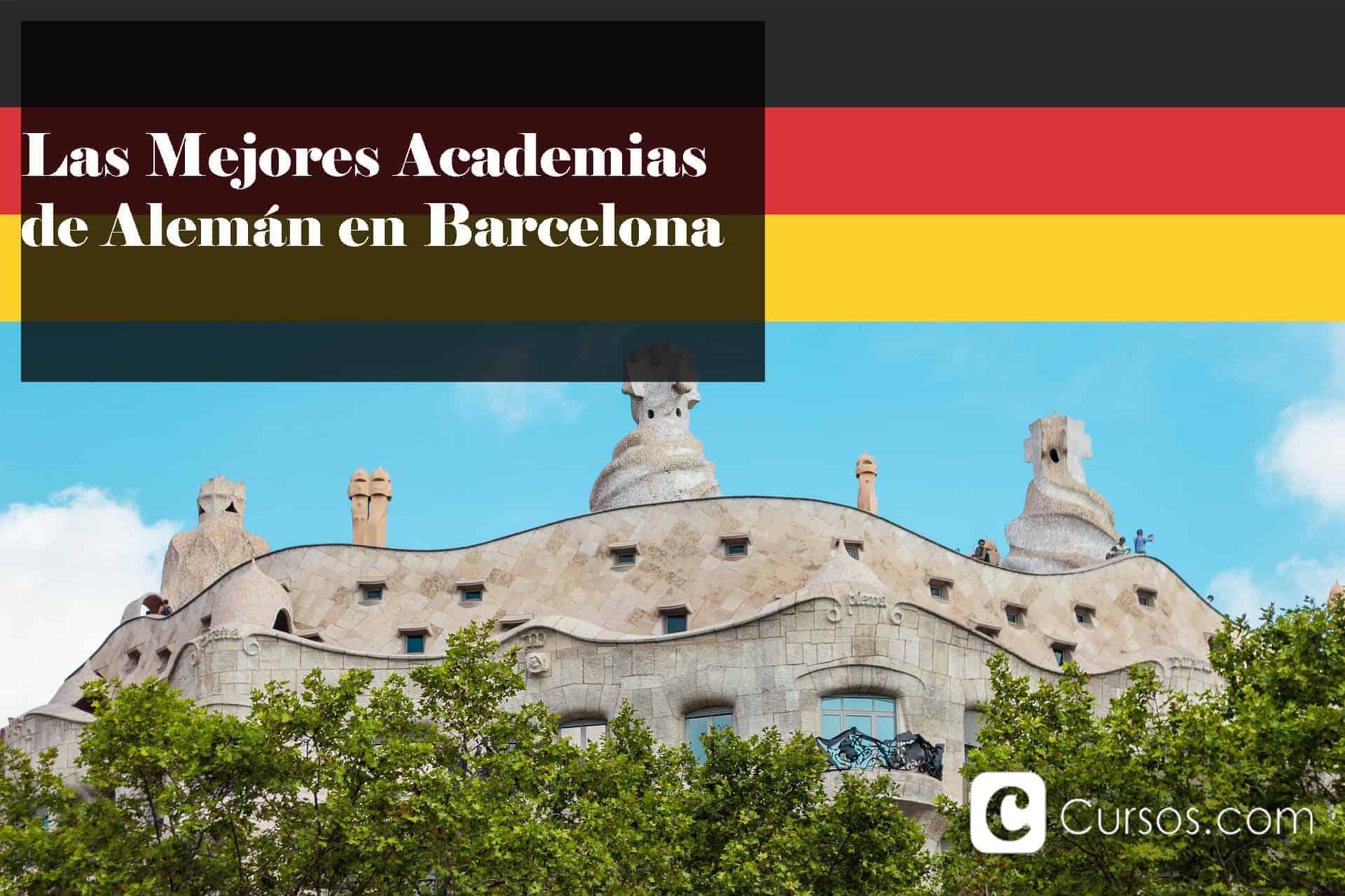 Las Mejores Academias de Alemán en Barcelona