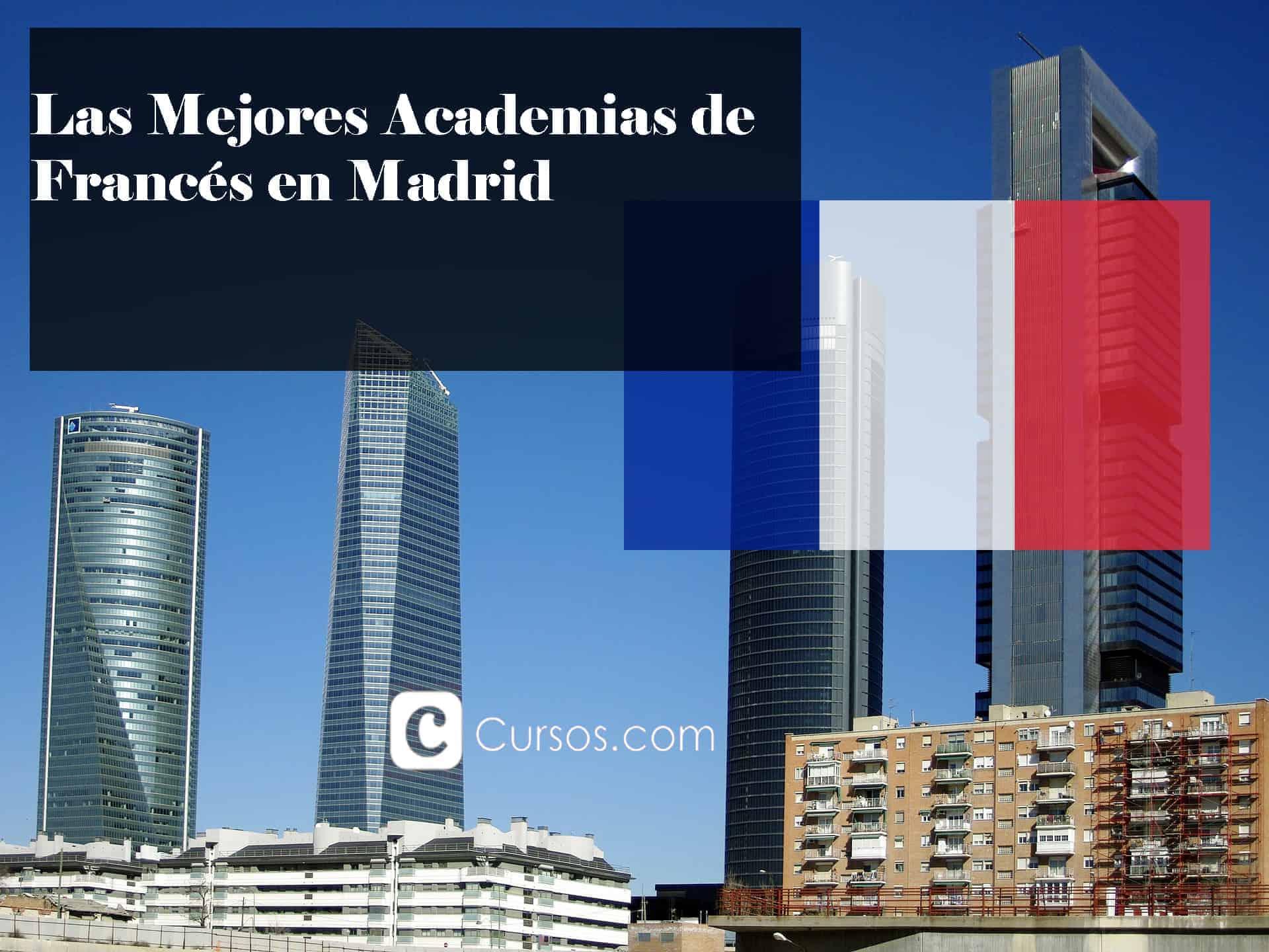 Las Mejores Academias de Francés en Madrid