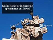 Las mejores academias de oposiciones en Teruel