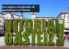 Las mejores academias de oposiciones en Vitoria