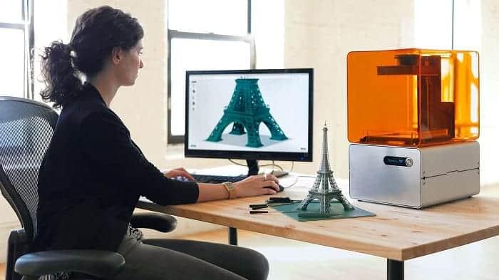 Cursos de Impresion 3D. Trabajos y sueldos en la industria.