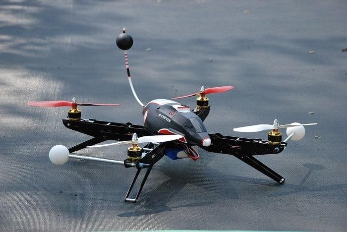 Cursos de Drones. Para qué sirven, cómo trabajar con Drones y sueldos