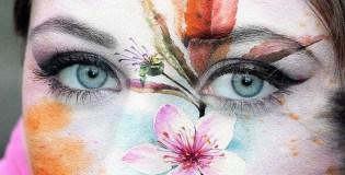 Cómo pintar caras