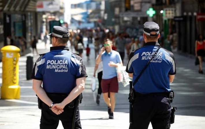 ser policía municipal madrid