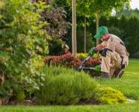 Todas las funciones de un jardinero profesional